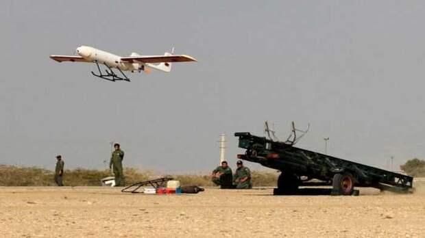 КСИР Ирана перебросил в Ирак ракеты малой дальности и ударные беспилотники