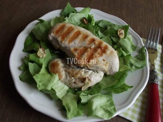 Куриная грудка на гриле — пошаговый рецепт с фото