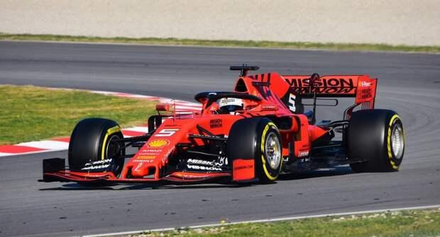 Ferrari испытывает в Имоле новую версию днища