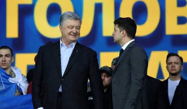 Зеленского обвинили в нарушении украинских законов: Встал на путь Порошенко
