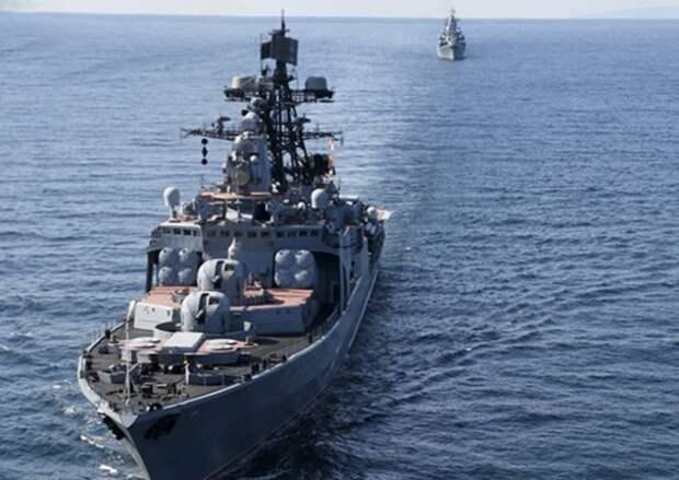 Западные СМИ объяснили Вашингтону суть: Россия имеет право учить Украину правилам судоходства в Керченском проливе