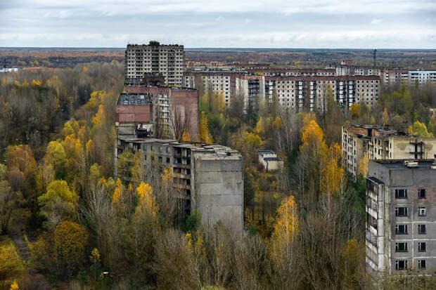 6 красивых и пугающих заброшенных городов со всего мира, которые ты можешь посетить