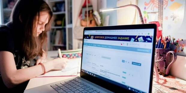 Собянин: Московское образование справилось с вызовами 2020 года. Фото: Е. Самарин, mos.ru
