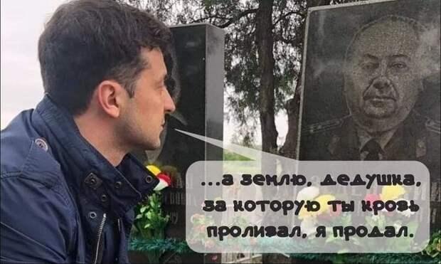Украина-2021: «зеленая» диктатура с кровавым налетом