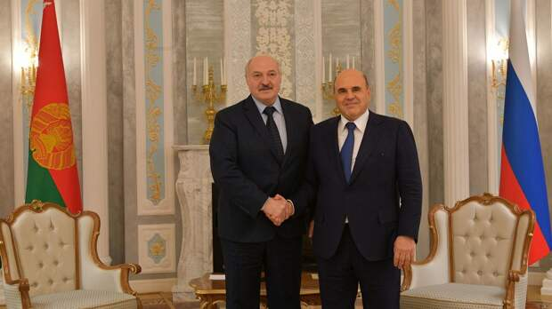 Мишустин «бесплатно» разработает налоговую систему для Белоруссии