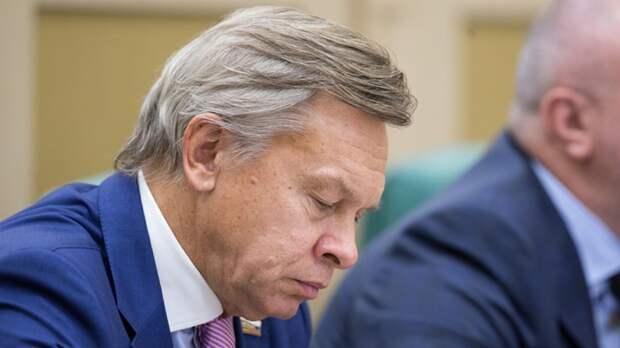 Пушков рассказал о трех проблемах, с которыми столкнется РФ в 2021 году