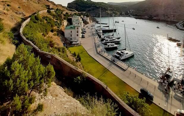 Началось проектирование создаваемой по заданию Путина яхт-стоянки в Севастополе
