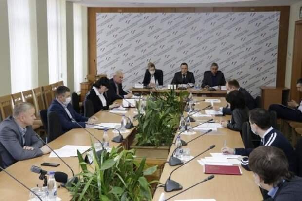 Профильный Комитет обсудил состояние дел жилищно-коммунального хозяйства