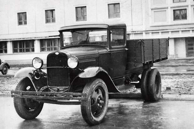 Тест-драйв ГАЗ-АА: героическая «полуторка» авто, история, факты