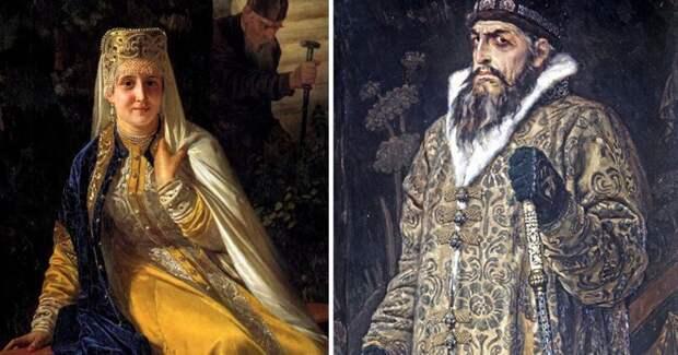 Загадка царского двора: куда пропадали супруги Ивана Грозного