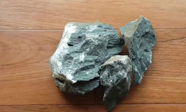 Добываем золото из камня