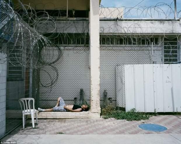 Фотографии заключенных израильской женской тюрьмы «Неве-Тирца»