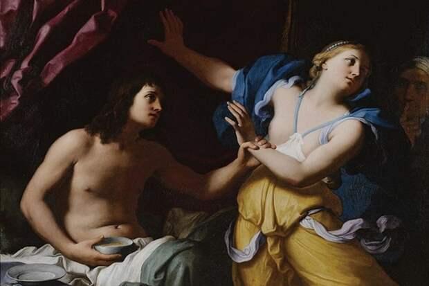 Амнон изнасиловал свою сводную сестру.