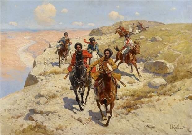 Реальное положение горцев после Кавказской войны