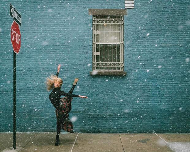 Омар З. Роблес фотографирует танец-20