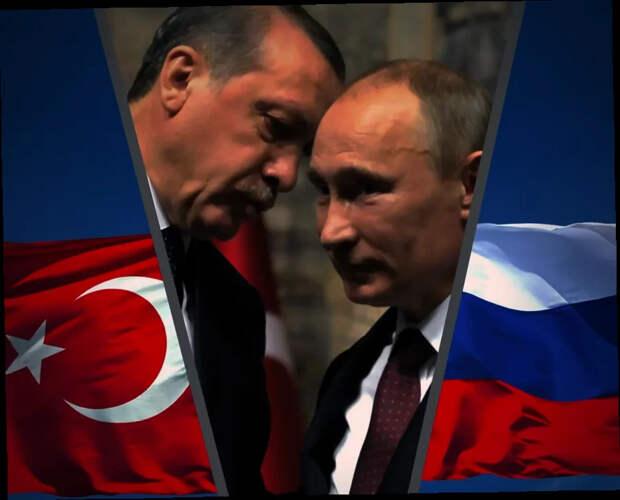 """Турция решила """"катить бочку"""" на Россию, но очень быстро была успокоена"""