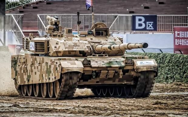 Китай вывел 200 танков из Восточного Ладакха