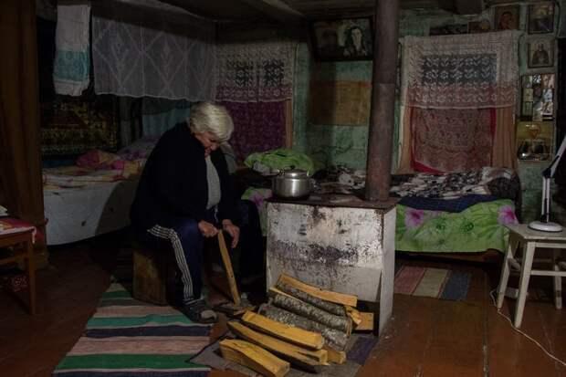 Неунывающая Люся: как живет единственная жительница деревни под Псковом деревня, жизнь, жительница, история, псков, россия, фотография