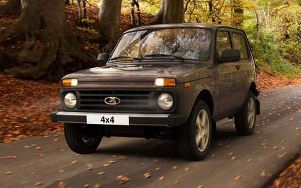 Серьезное изменение Lada 4x4: полностью новый салон!
