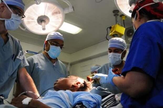 В Филадельфии разрешили эксперименты с оживлением 20 человек, признанных умершими