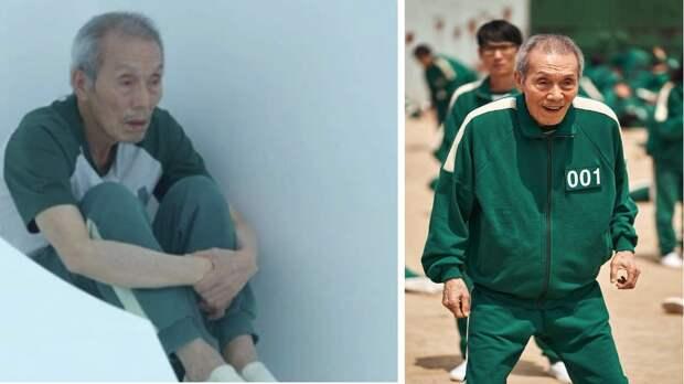 77-летний актер из «Игры вкальмара» пожаловался на тяготы славы
