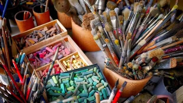 Около 80% представителей рабочих профессий увлекаются творчеством
