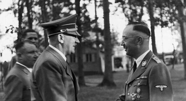 Речь Гиммлера в Познани 4 октября 1943 отражает восприятие славян как рабов.