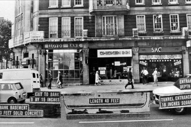 Банк Ллойдс 1971 год.   Фото: tech.onliner.by