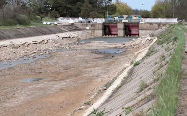 Ущерб сельхозотрасли от водной блокады Крыма превысил 200 млрд рублей