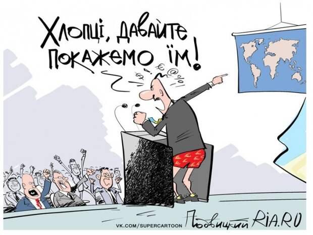 Яценюк сокрушается: В Белоруссии всё идёт так, как надо России