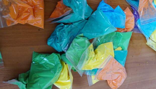 Фестиваль красок «Холи» пройдет 14 октября в усадьбе «Ивановское»