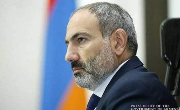 Пашинян — Европе: Неостановите Турцию наКавказе, ждите еёуВены