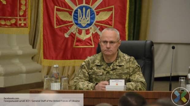 Главком Хомчак назвал три причины, почему у вопроса Донбасса нет чисто военного решения