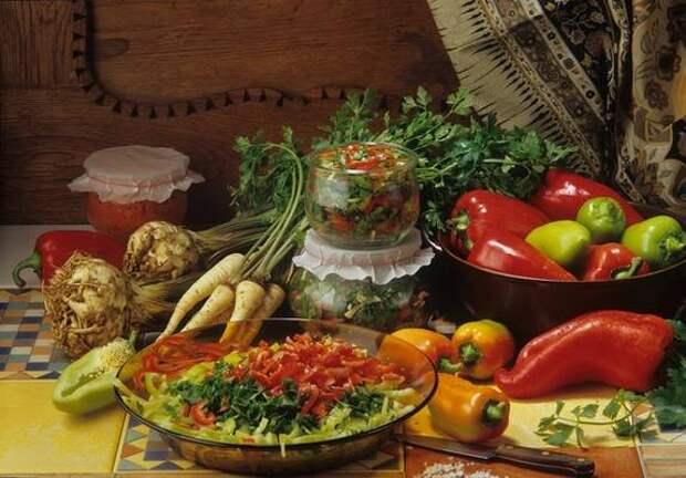 Назван лучший овощ для поддержания здоровья в зрелом возрасте