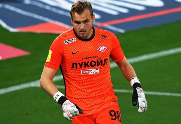 Максименко: «Конечно, мне было обидно, что в основную сборную России вызвали не меня»