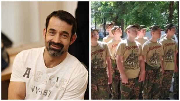 Настоящий мужчина растет: Дмитрий Певцов показал подросшего сына Елисея