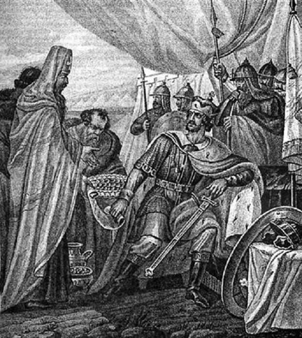Князь Дмитрий в Новгороде
