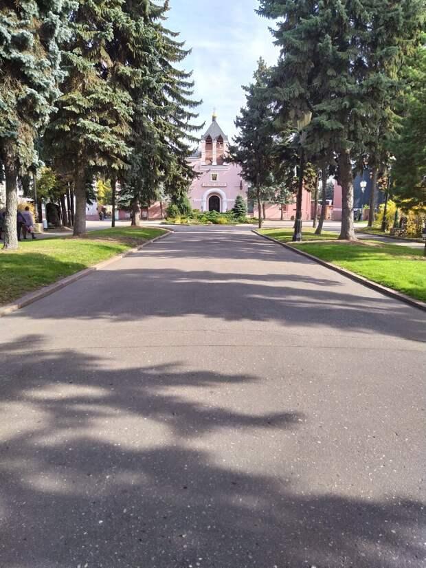Храм святых Серафима Саровского и Анны Кашинской