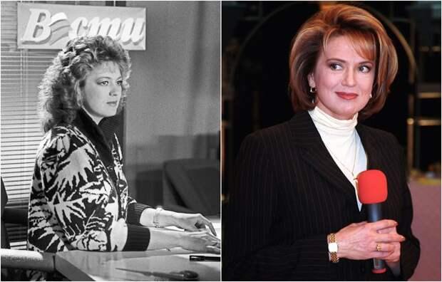 Одна из наиболее известных женщин в российской журналистике, ведущая ежедневной информационной программы «Вести».