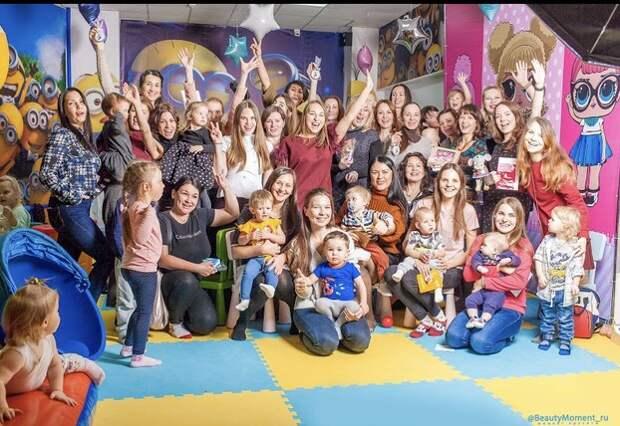 Жительница Южного Тушина основала благотворительное сообщество для помощи детям
