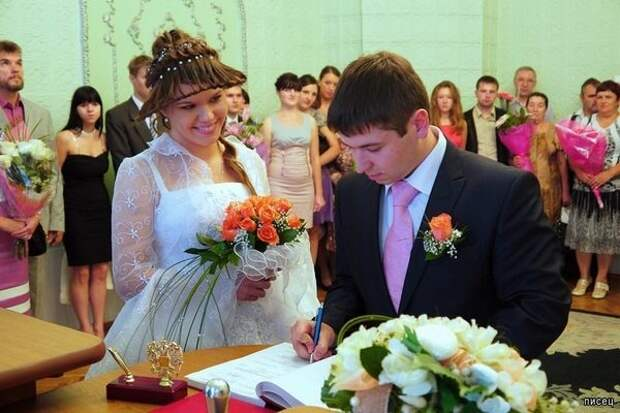 Свадьба пела и плясала. Вы устанете смеяться!
