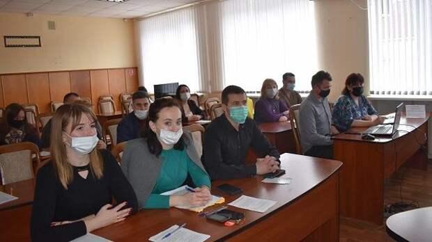 В администрации Джанкойского района презентован проект «Фамильный бизнес»