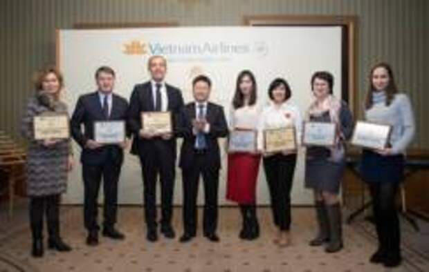 Vietnam Airlines  подвела итоги 2018 на торжественом вечере для друзей и партнеров