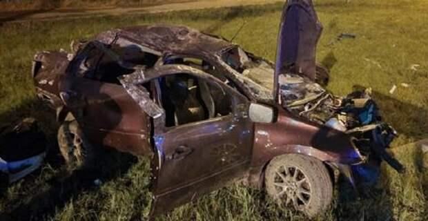 В Адыгее кубанец без прав погиб, протаранив забор на легковушке