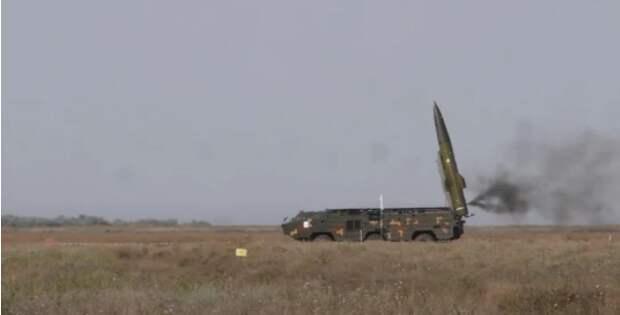"""ВСУ испытали реактивные снаряды """"Тайфун"""""""