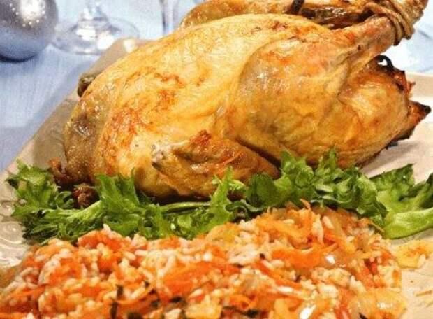 6 рецептов курицы с черносливом