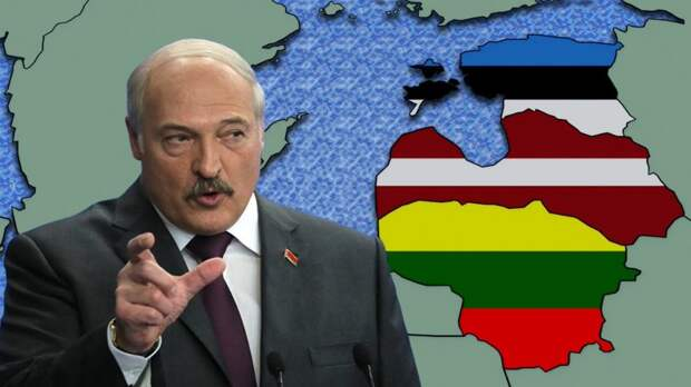 Белоруссия наказала прибалтийские страны