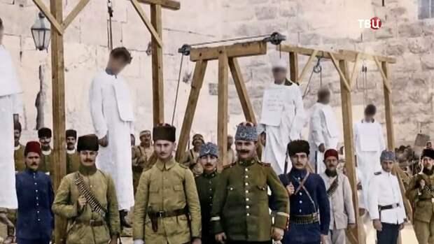 Признание геноцида армян бундестагом Германии: Турция помидорами не отделается!