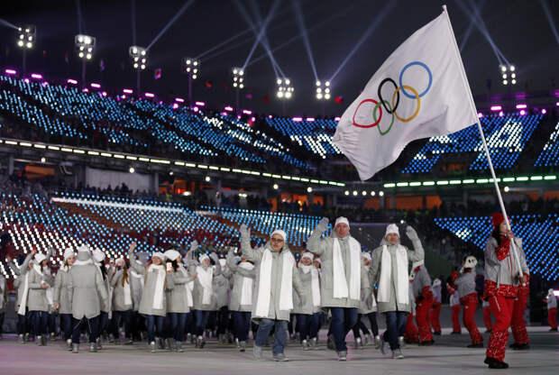 Олимпийское позорище: второй тур