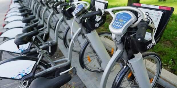 Игорь Бускин: велосипед можно взять в аренду во многих спальных районах Москвы